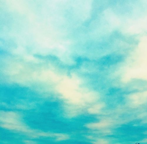 Skies And Clouds Evening Sky Blue Sky EyeEm Gallery LPhoneography Learning Photography Iphone6
