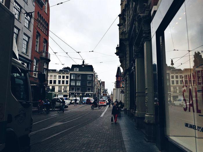Amsterdam City Top