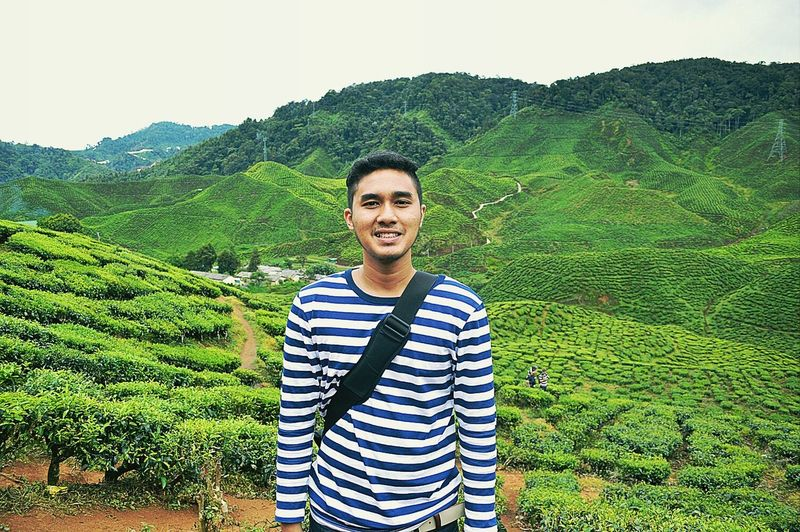 Cameronhighland Teaplantation Relaxing