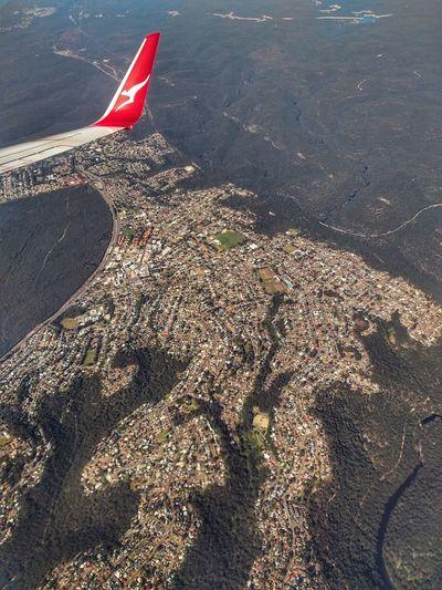 Above Sydney 2