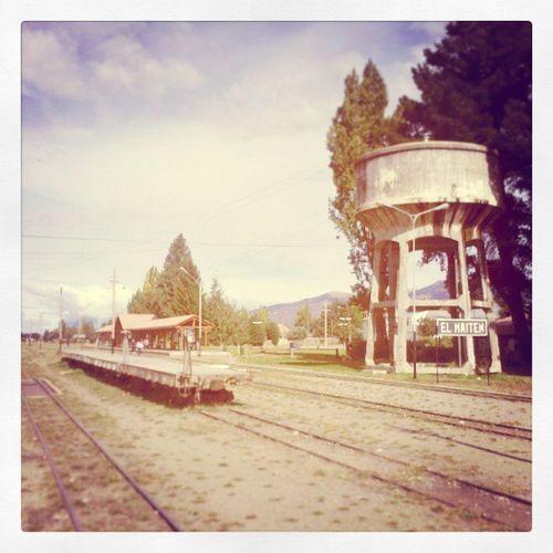 El Maitén Chubut Trochita Tren Vapor steam train