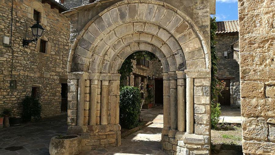 Portico de la