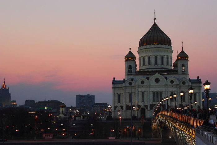 Christthesaviorcathedral ХрамХристаСпасителя First Eyeem Photo Moscow