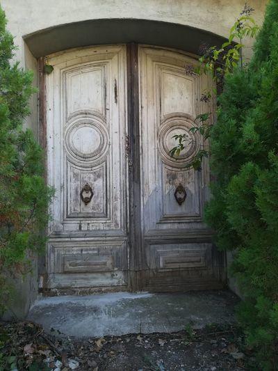History Door