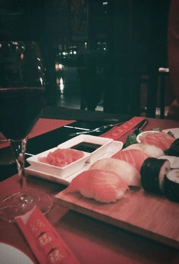Food Stories Food And Drink Sushi