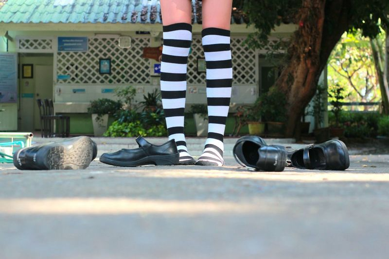 Low Section One Person Human Leg Standing Human Body Part Day Adults Only People Outdoors Adult Only Men Shoes ♥ Socks Sock Shoes Shoe TK Maxx Socksie Standing