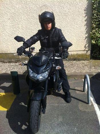La moto plus qu'une passion !! ??