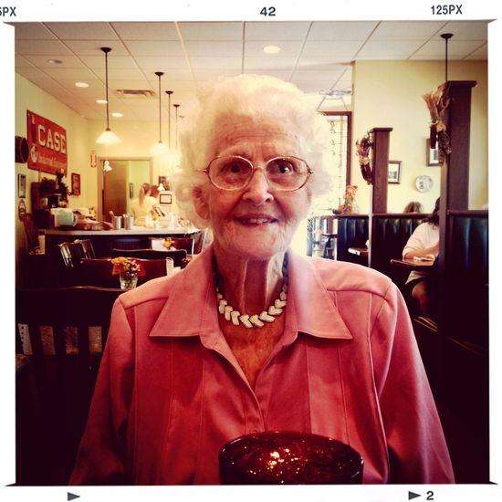 91st birthday lunch