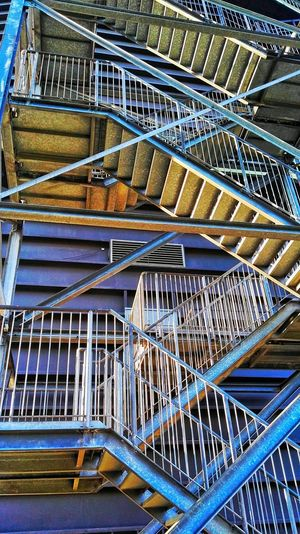 Stairways to heaven Hanging Out Taking Photos Hello World Hi! Sunday Afternoon Interesting Places Historical Sights Stairways Stairs_collection Stainless Steel