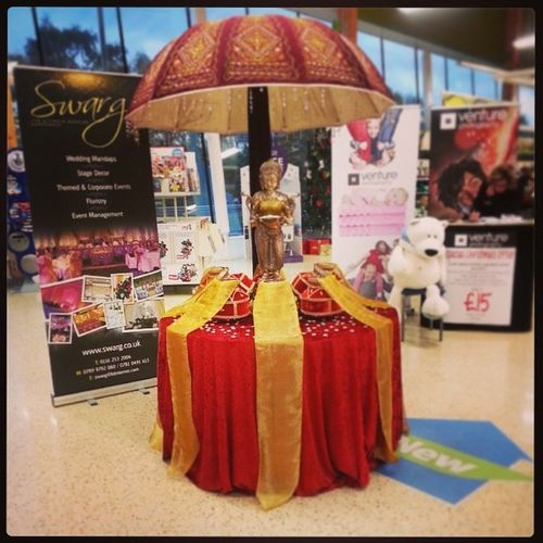 Swargweddings Tesco  Narboroughroad Leicester Leicestershire Supportingthecommunity Culture Worldculture