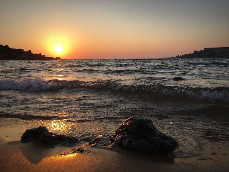 Paint The Town Yellow Malta, sunset Mggarlta] Mgarr Golden Bay Sunset Sea Nature Love Spiaggia Del Camaleonte Camaleonte Ape Ape In Spiaggia Snorkeling Two Is Better Than One 2k17 Estate Happiness Yellow Yellow Live Colour Il Suono Delle Onde Heart