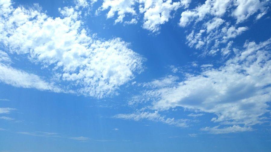 Ixtapa, Mexico Ixtapa Mexico Sky And Clouds EyeEm Sky Lover Blue Sky Beautiful