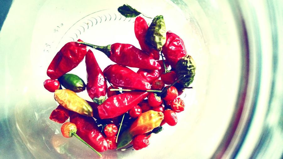 Peppers from my