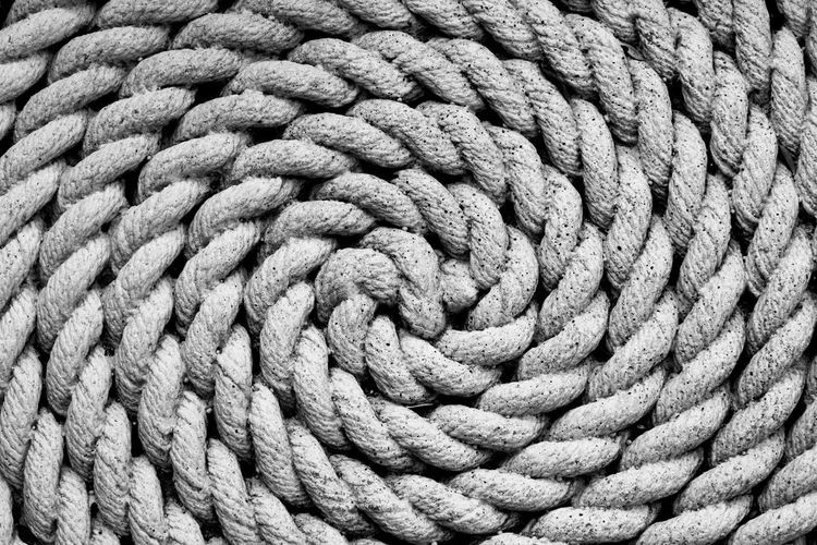 Break free.... #FREIHEITBERLIN Rope Abstract Backgrounds Braided Close-up Complexity Connection Day Full Frame Intricacy No People Pattern Repetition Rolled Up Rope Spiral Strength String Tangled Textile Textured  Textured Effect Thick Twisted