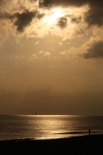 Evening Japan Japan Photography Sea Shonan Tujidou