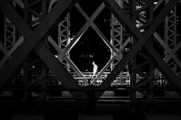 Diamonds People Urban Geometry Blackandwhite Monochrome Streetphoto_bw Streetphotography Shapes