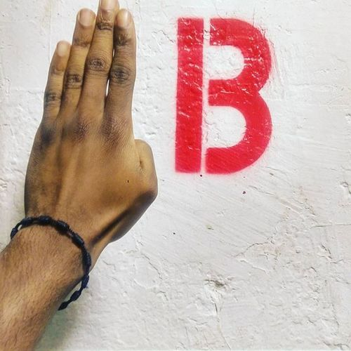When sign language strikes. Signlanguage BeCreative Being