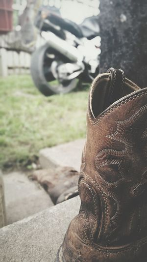 SimpleLiving MotorcyclesNBoots Outdoors