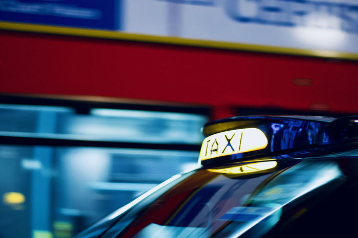 TX1 model British Culture British City LTDA LTI TX1 Cab London Taxi London Transport Postcode Postcards Rush Hour TX1 Model Uber United Kingdom Black Cab Dial A Ride England Fare Hackney Carriage Illuminated Mode Of Transport Neon Public Transportation Tflers Traditional Transportation Uk Mobility In Mega Cities