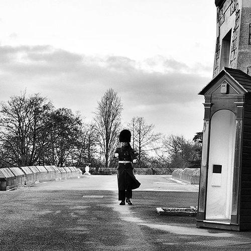 Windsor Castle Windorcastle Uk Queensgaurd History Blackandwhite Nikontop Nikon_photography_ Nikond5300 Mbannisterphotography