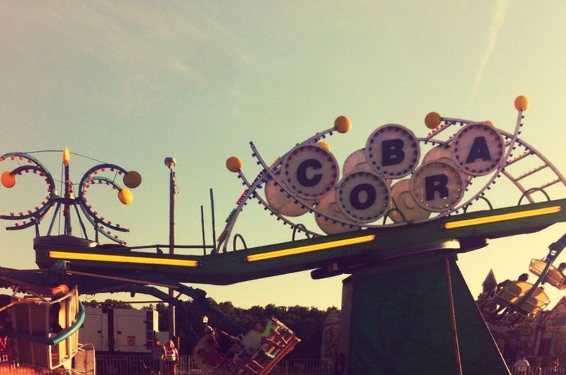 Small town carnival rides Small Town People Big Lives Lights Music Smiles Laughter Rides Games
