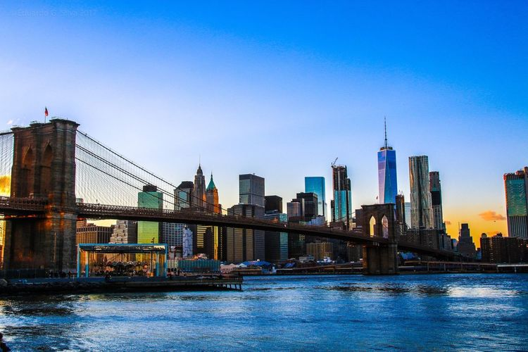 Urbanphotography Colors New York, New York Street Photography Architecture Cityscape New York City Photos Bridge Bridge Photography New York Brooklyn New York City Streetphotography New York ❤ Manhattan Brooklyn Bridge / New York Brooklyn Bridge  The City Light