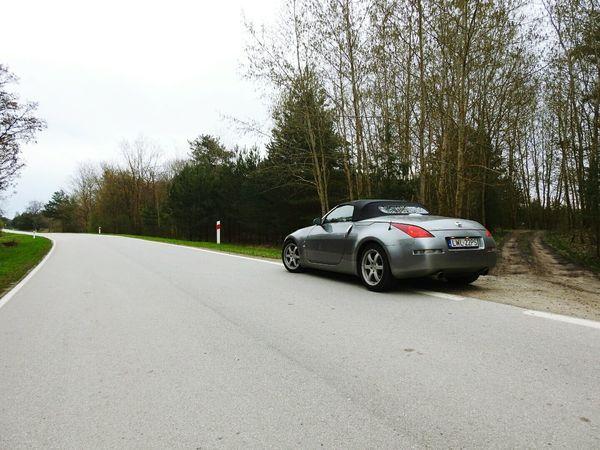 New buddy 350z Nissan 350z Roadster Poland Roadtrip Spring