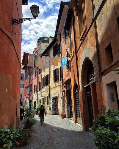 Trastavere Roma