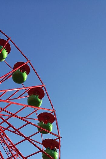 Clear Sky Blue City Arts Culture And Entertainment Hanging Sky