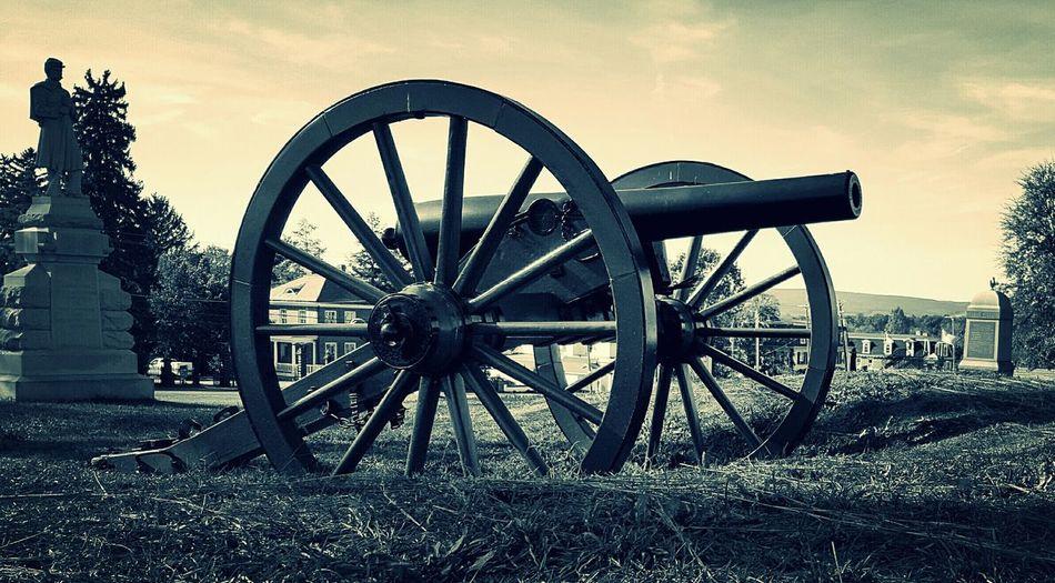 Cannon Antique