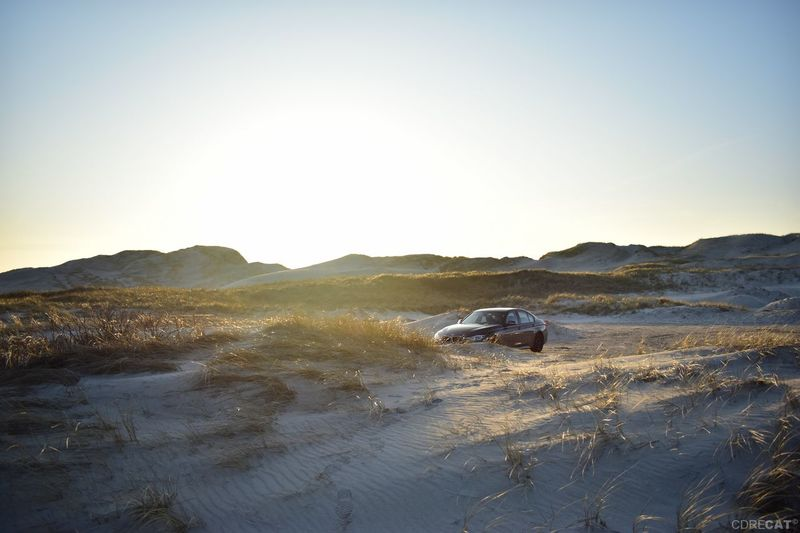 EyeEm Nature Lover EyeEm Masterclass Denmark Denmark 🇩🇰 Landscape_Collection Nature_collection Scandinavia Northsea Bmw Cars Dunescape Sand Dune Car Sky Landscape