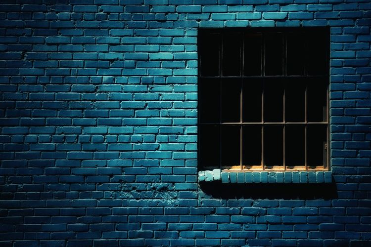 Building Has The Blues Check This Out Hanging Out Taking Photos Blue Colors Colours Brick Building Brick Wall Brickporn Bricknetwork Window Windowporn Windows_aroundtheworld Urban Urbanphotography Urbanexploration Nikon Nikonphotography Eyeemphotography EyeEm Best Shots