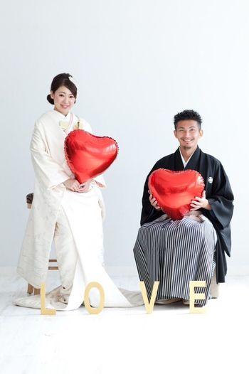 Kimono Japanese  前撮り 内田写真大丸心斎橋店 タカミブライダル ウェディングフォト Wedding Uchidaphot Takamibridal Happy