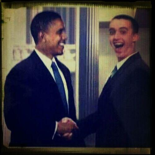 DC with my boy Obama #throwbackSunday