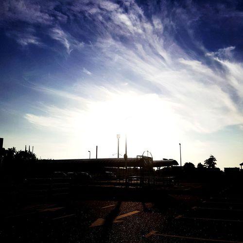 Nice sky...