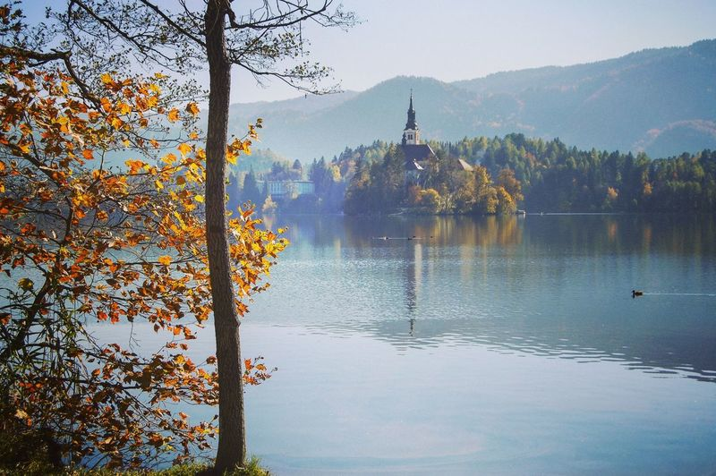 Bled Lake,