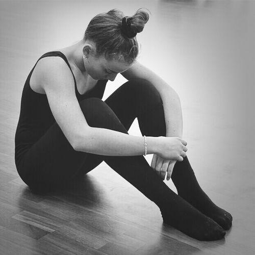 Dance Ballet Waiting To Dance
