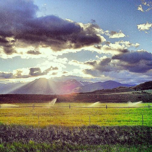 Sunrise RaysOfLight Chico