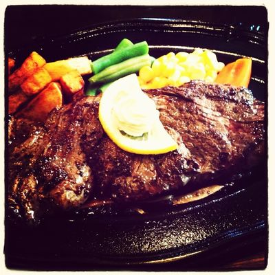 Food Meat Steaks