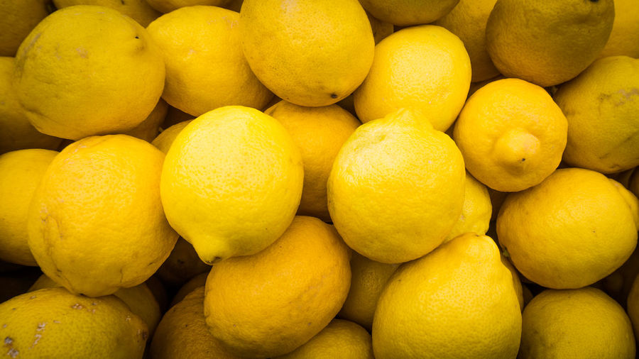 Abundance Backgrounds Citrus Fruit Close-up Day Farmer Market Food Food And Drink For Sale Freshness Fruit Full Frame Healthy Eating Large Group Of Objects Market No People Outdoors Retail  Yellow