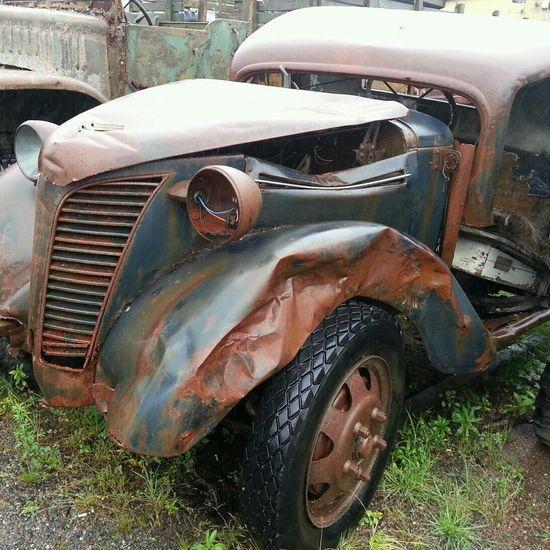 Vintage Cars Cars Oldcars Rustythursday Car