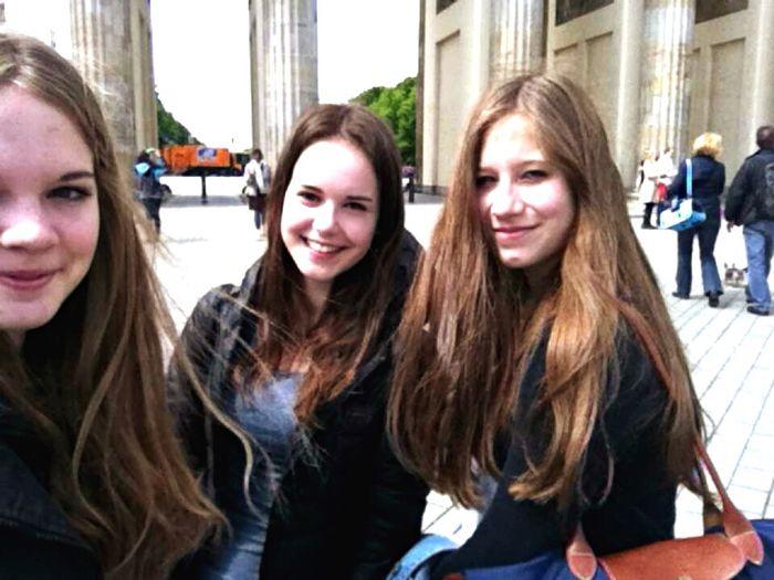Klassenfahrt mit den besten girls 💘