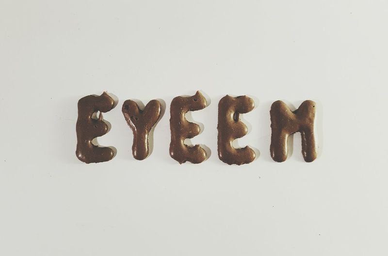 typographical fun (in the style of ¥enn) 😊 Typography Russisch Brot Russian Bread EyeEm