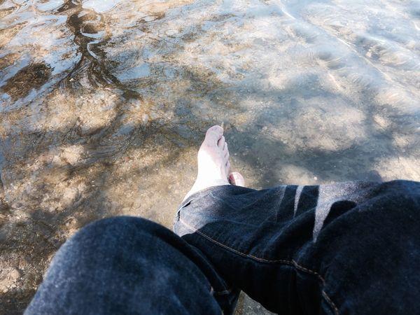 Sommeranfang See Lake Summer