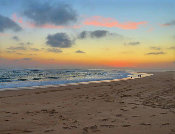 Desolate beach at sunset Miles Away EyeEm Best Shots - Nature EyeEm Masterclass EyeEmPaid The Week Of Eyeem Eyeemphotography Open Edit In EyeEm. Tranquil Scene No People Beauty In Nature Outdoors Sky Cloud - Sky EyeEm Best Shots Sea Beach Shore Sunset Wave Dramatic Sky