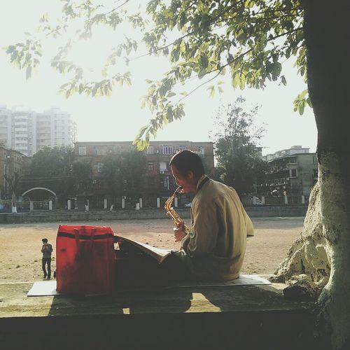 Dream Agedness Music Man