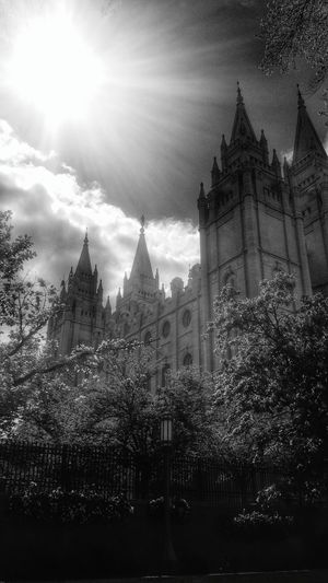 Temple Square Salt Lake City Taking Photos Black & White Streetphotography Check This Out From My Point Of View Tadaa Community To My Friends That Connect EyeEm Best Shots The Street Photographer - 2016 EyeEm Awards The Great Outdoors With Adobe
