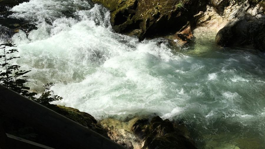 Water Motion Beauty In Nature No People Tree Nature Plant Power In Nature Power Flowing Water Rock Outdoors