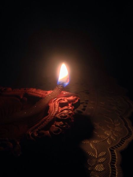 From my friend shivam Diwali2014 Eye4photography  Light And Shadow Indian Culture