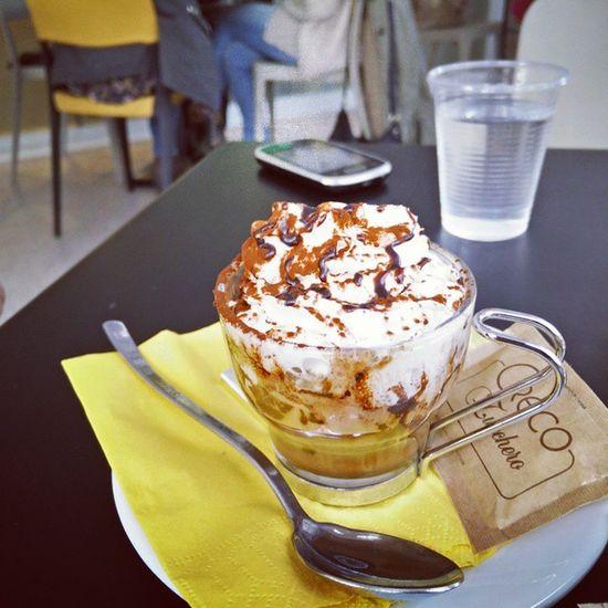 Love Fame Afternoon Coffee Marocchino Panna Bellavita Lei Go